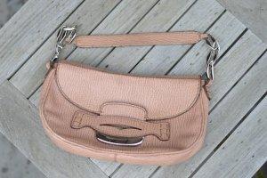 Rosé-farbene Abendtasche TOD'S mit Kettenhenkel