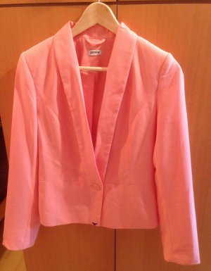 Rosé farbener Blazer