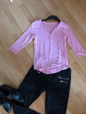 Rose farbenes Marc O Polo Shirt, Gr. 38