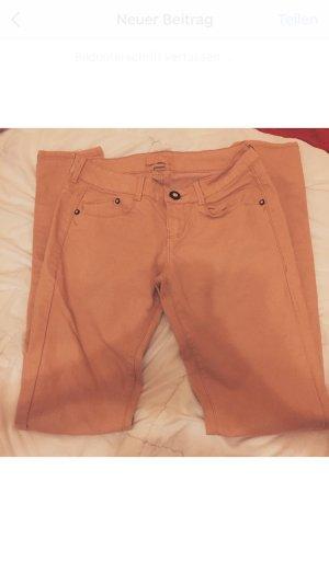 Rose farbige Jeans 36
