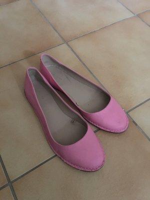 Rosé-farbiger Ballerina
