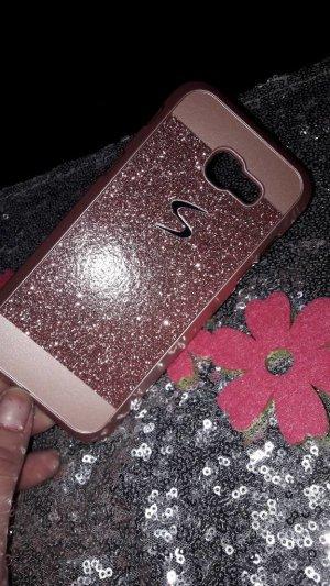 Rose Glitter Samsung A5 2017