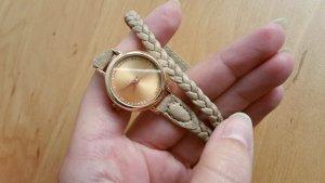 Rosé-goldene Armbanduhr von Bijou Brigitte