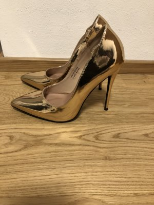 Rose Goldene High Heels