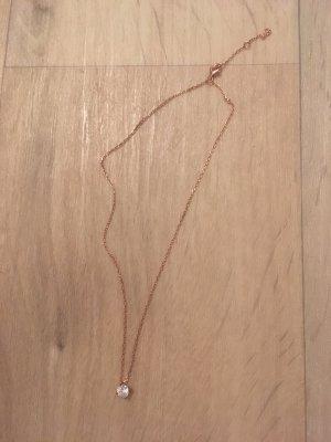Rosé-goldenes Kettchen