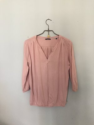 Rose Longsleeve Bluse aus Modal und Baumwolle von Marc O'Polo