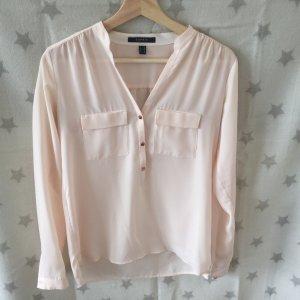 Rose- nude farbene Bluse von Esprit