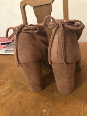 Loafers roségoud