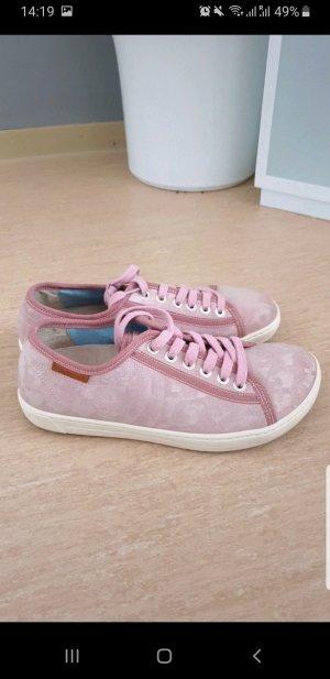 Birkenstock Lace-Up Sneaker rose-gold-coloured