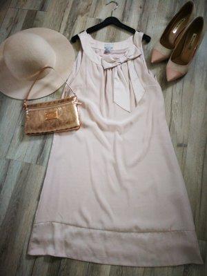 Rosé Seiden Kleid H&M 34/36