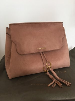 Charles & Keith Handbag multicolored