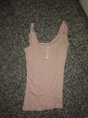 A Line Top pink-light pink