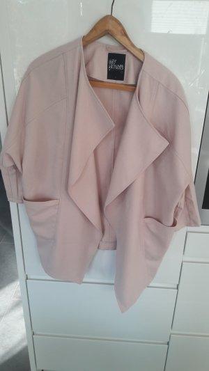 rosefarben Jacke/Cardigan Neu! Oversize