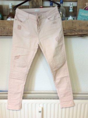 Roséfarbene Jeans von Promod