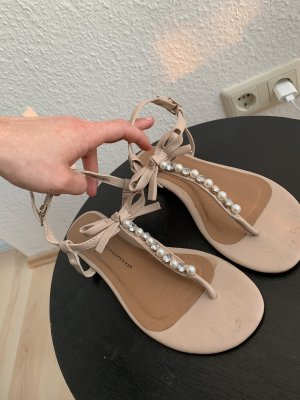Atmosphere Strapped Sandals multicolored