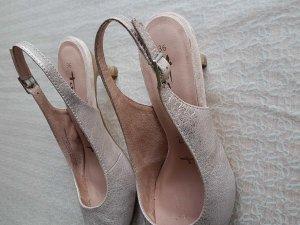 Rosefarbene Tamaris Touch-It High Heel