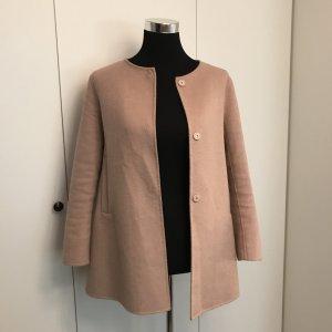 Roséfarbener Mantel von Hallhuber