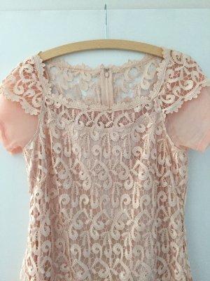 Rosefarbenes Kleid von Mariposa Größe 40