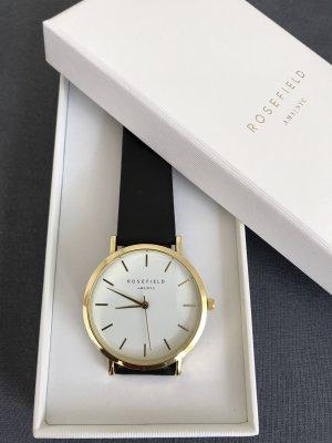 Rosefield Armbanduhr Damenuhr Gold wie neu