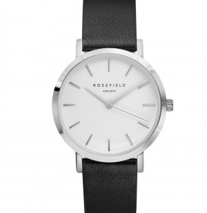 Rosefield Armbanduhr schwarz