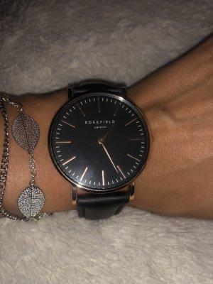 ROSEFIELD Analog Watch black