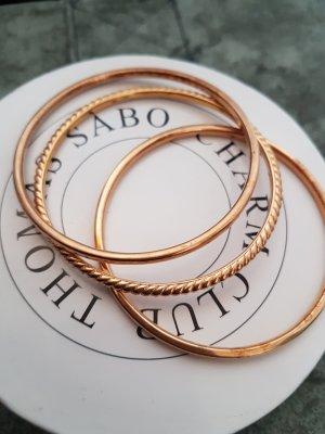 Thomas Sabo Bangle rose-gold-coloured