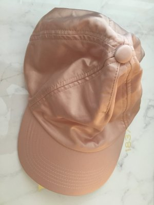 H&M Berretto da baseball color oro rosa