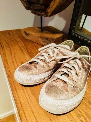 Roségold Converse