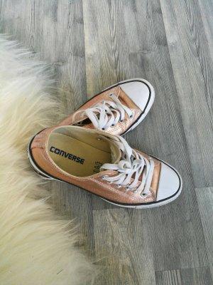 Rosegold Converse Sneaker