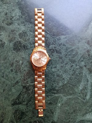 H&M Watch With Metal Strap rose-gold-coloured