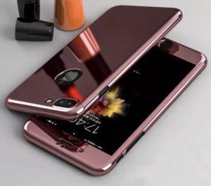 Rosegold iPhone Hülle für 5/SE/6s/7/7 Plus/8/8Plus/10/X