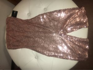 100% Fashion Jumpsuit rose-gold-coloured
