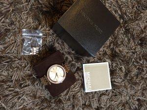 Rosegoldene/ goldene Michael Kors Uhr