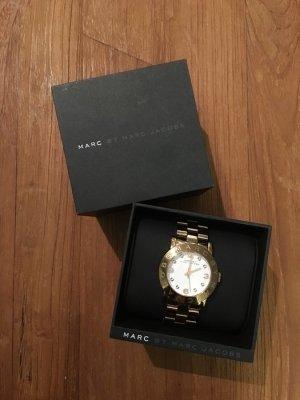 Roségoldene Marc Jacobs Uhr