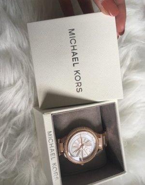 Roségoldene Michael Kors Uhr