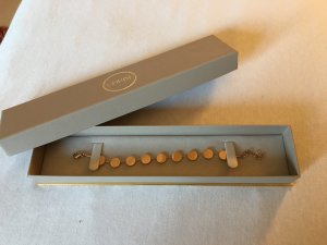 Roségoldenes Armband VB