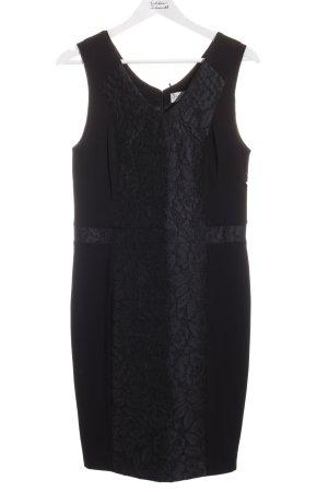 Rosemunde Etuikleid schwarz Elegant