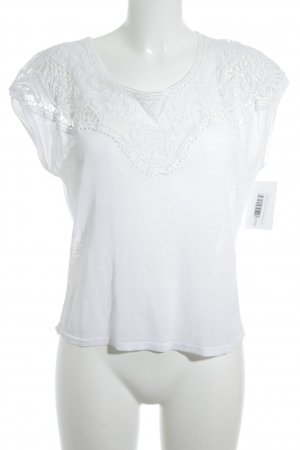 Rosemunde T-Shirt weiß Casual-Look