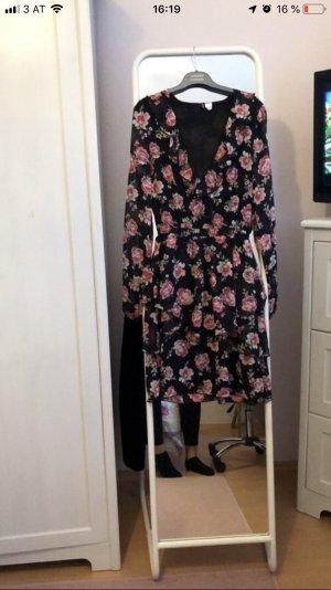 Rosenkleid von H&M