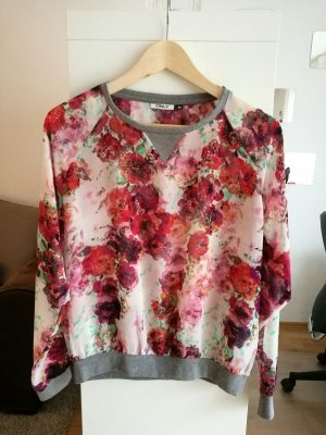 Rosensweatshirt transparent