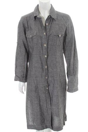 Rosner Blusenkleid grau Casual-Look