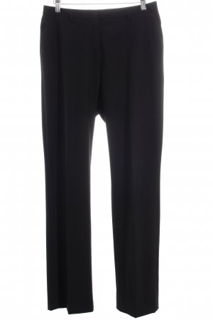 Rosner Bundfaltenhose schwarz Business-Look