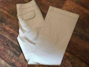 Rosner Pantalon strech bleu azur-blanc