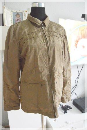 Rosner leichte Jacke gr.42 glänzend