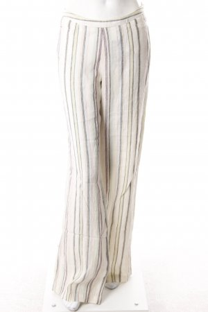 Rosner Leinenhose bunt gestreift