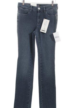 Rosner Straight-Leg Jeans blau Casual-Look