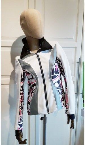 Emilio Pucci Softshell Jacket multicolored