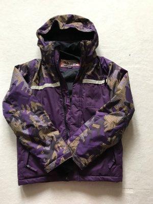 Outdoor Jacket multicolored mixture fibre