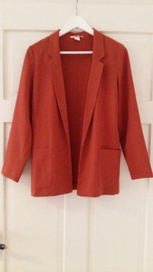 Rost-Orangener Blazer von H&M *wie neu*