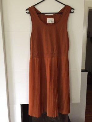Rostbrauenes Kleid von Women's Secret